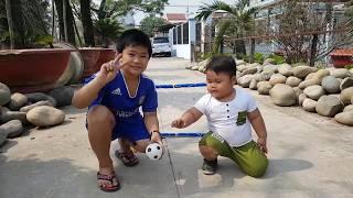 Trò Chơi Đá Banh boo boo song ❤ ChiChi Kids TV ❤ Đồ Chơi Trẻ Em Kid Toys