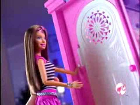 Barbie real casa dos sonhos mattel new center brinquedos - Supercasa de barbie ...