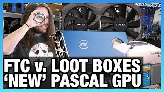 HW News - Amazon CPU vs. AMD & Intel, FTC vs. Loot Boxes