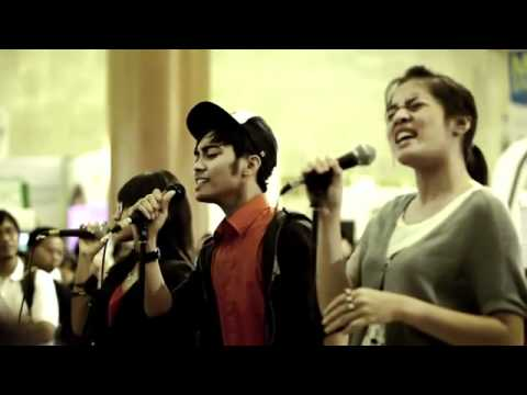 GAC - Just Dance live at Telkomsel