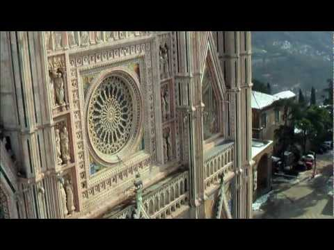 Aerial video of Orvieto,Italy !!
