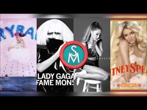 Tag, You're It   Melanie vs Lady Gaga ft Beyonce vs Ari vs Britney (Minimix)