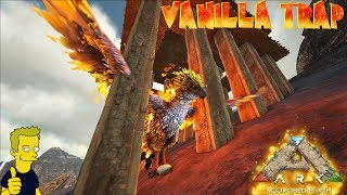 ARK PHOENIX SPAWN HOW TO FIND THEM? AND VANILLA TRAP TAME ARK Scorched Earth DLC