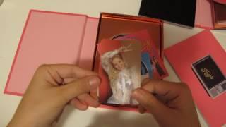 Unboxing SNSD Girls' Generation 6th Album Holiday Night (Holiday Version+ Night Version)