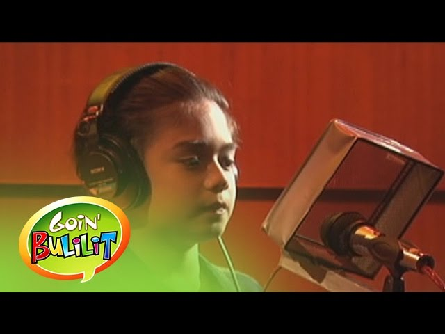 Goin' Bulilit: Goin' Bulilit kids version of 'Pusong Ligaw'