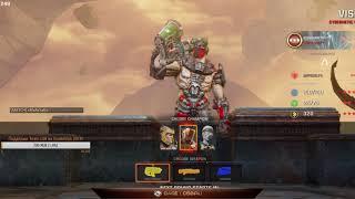 c58-BASE vs. Cheater Aimbot – Quake Champions – ranked game, wow!?