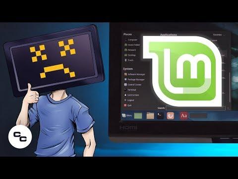 Installing Linux Mint on a Mac - Part 2 - Krazy Ken's Tech Misadventures
