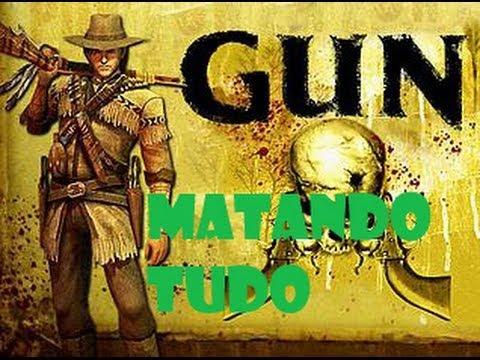 4#  Gun Matando Urso,passarinhos e Viados =D