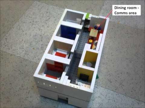 Habitation Module Eve Habitation Module 1