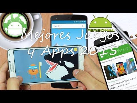 Mejores Juegos y Aplicaciones 2015 con TuTecnoMundo | Tu Android Personal