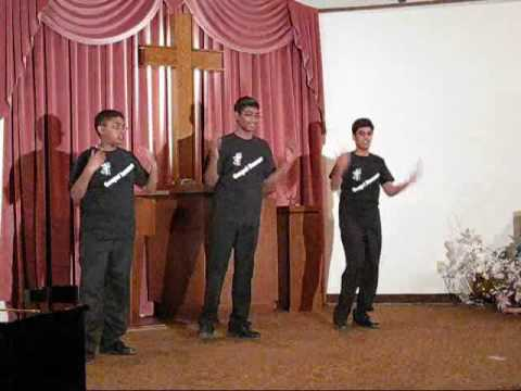 Tamil Christian Gospel Dancers - Easter 2009 - Tcpc video