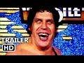 ANDRE THE GIANT Trailer # 2 (2018) Arnold Schwarzenegger, Hulk Hogan Movie HD MP3