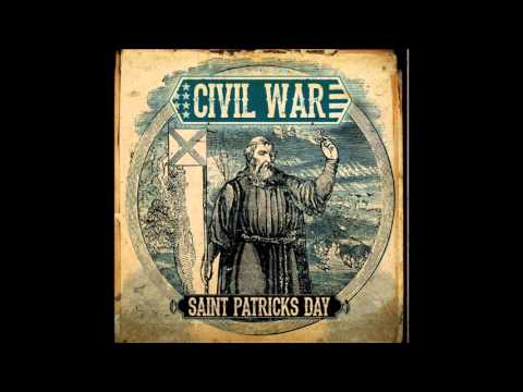 CIVIL WAR - SAINT PATRICK'S DAY
