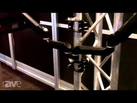 InfoComm 2013: Crimson AV Shows New Full-Motion Arm Designs