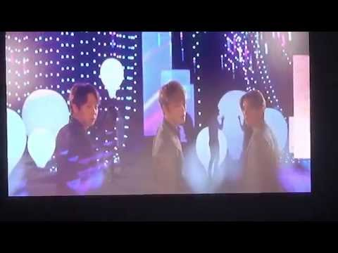 141119 JYJ Tokyo Dome Open VCR