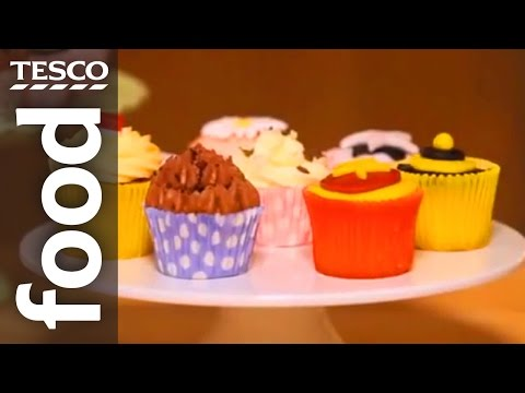 A guide to cupcake decorating