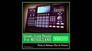 You 39 Re All I Need Originally Performed By Hezekiah Walker 122bpm Click Track Sample Sample