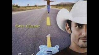 Watch Brad Paisley All I Wanted Was A Car video