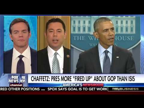 Chaffetz:  President Has No Strategy to Defeat ISIS, 6/16/16