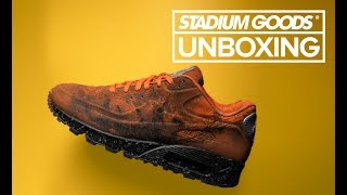 Mars Landing Air Max 90 | Stadium Goods Unboxing