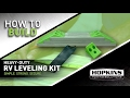 How To Build The Hopkins Towing Solutions RV Leveling Kit