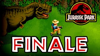 Does This Mean I'm Free || Jurassic Park (SNES) [ Jurassic Park Month ]