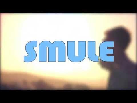 #SmileWithSmule