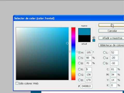Photoshop - Operaciones Básicas