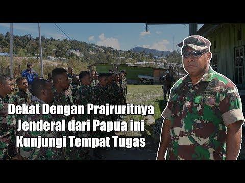 Download Lagu Dekat Dengan Prajuritnya Jenderal dari Papua ini Berikan Arahan yang Mengagetkan MP3 Free