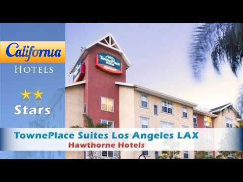 TownePlace Suites Los Angeles LAX Manhattan Beach, Hawthorne Hotels - California