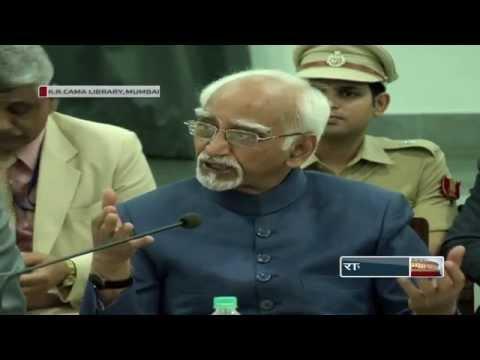 Shri M Hamid Ansari's address at K R Cama Oriental Institute, Mumbai