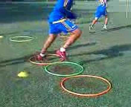 Ejercicios de Coordinacion Futbol II