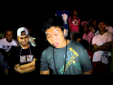 ILONGGO RAP BATTLES BILLY (O.R) VS MOW