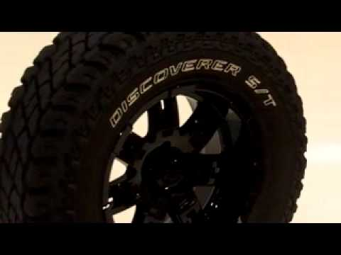 Cooper Discoverer S/T MAXX from Cooper Tire & Rubber Co. ID10082