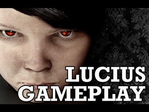 Lucius (gameplay) 1ª Morte