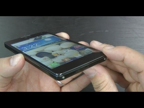 LG Optimus G video anteprima by HDblog