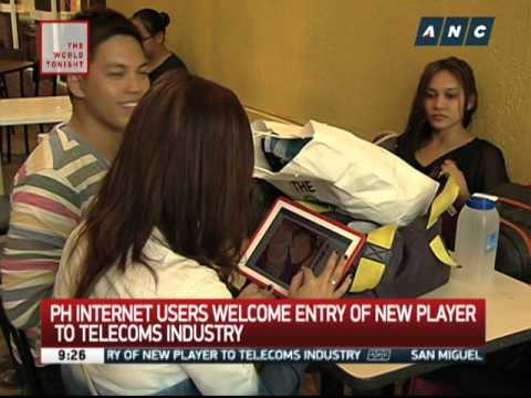 PH internet users welcome Aussie telecom giant