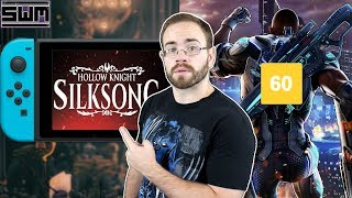 Hollow Knight Sequel Announced And Crackdown 3 Gets Hit Hard By Reviews | News Wave