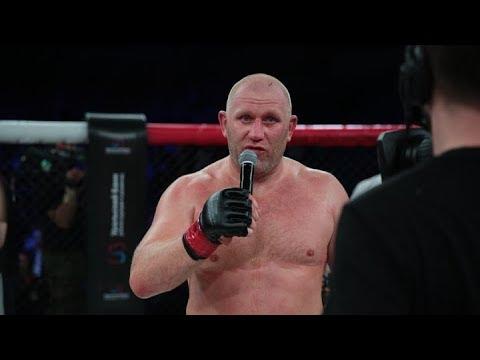 Сергей Харитонов стал главным победителем турнира ММА в Екатеринбурге