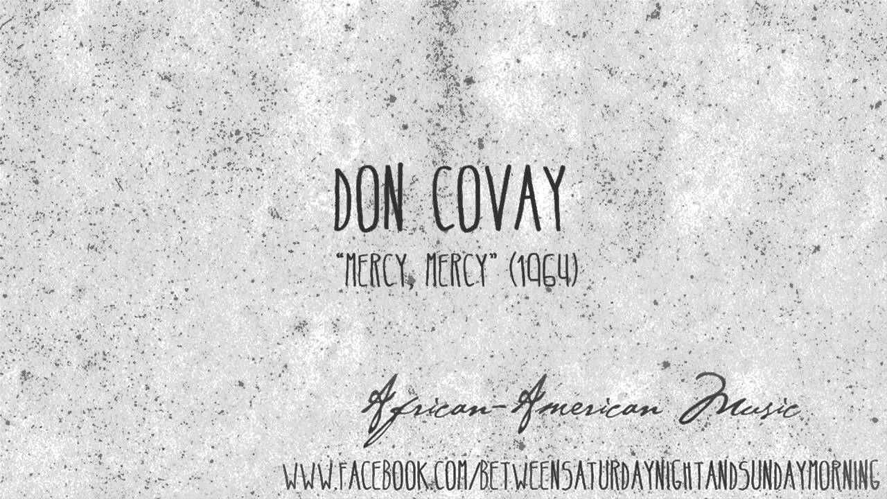 Don Covay The Goodtimers See Saw