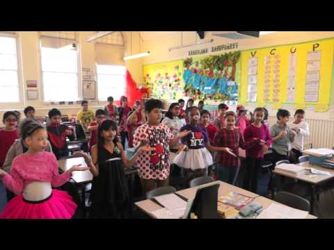 Red Nose Day 2015 at Christchurch Primary