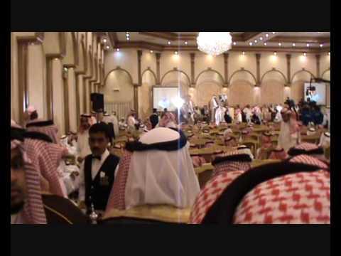 حفل زواج الشيخ راكان بن فهد المعطاني .wmv