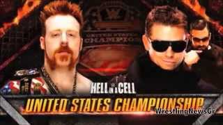 WWE Hell In A Cell 2014 Full Match Card [HQ]
