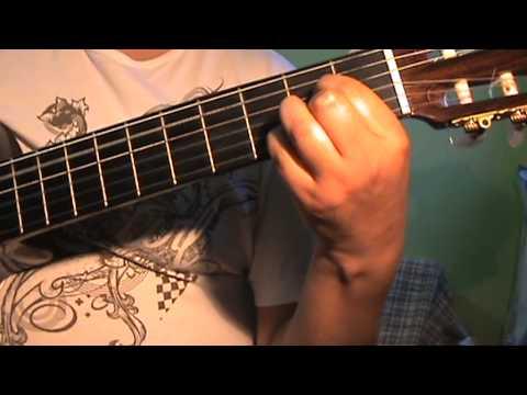 Download Tutorial De Guitarra Ave De Cristal Kjarkas C ANEMONT Youtube ...