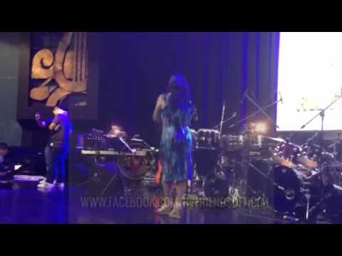 Only Hope (rehearsal) - Regine Velasquez (All for One Beat)