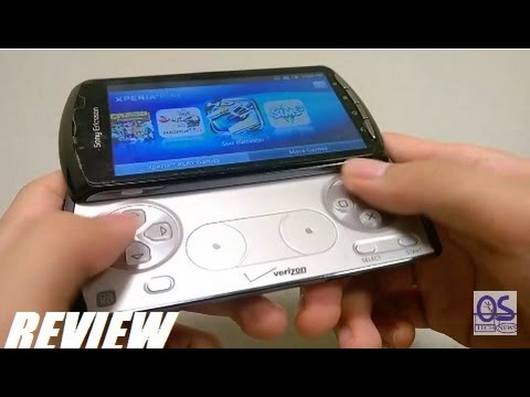 Retro Review: Sony Xperia Play - Playstation Smartphone!