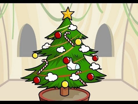Muffin Songs - O Christmas Tree   | nursery rhymes & children songs with lyrics | muffin songs