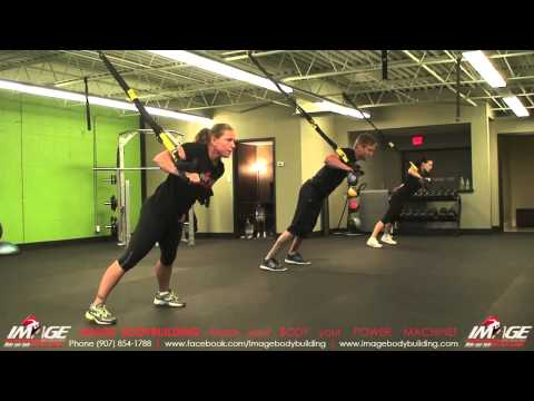 Image Bodybuilding - Boulder, Colorado's largest TRX Training gym showing you a few exercises!
