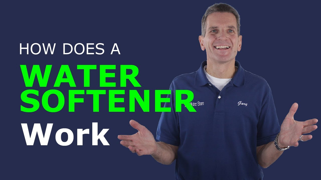 How Does A Water Softener Work  Midland  Ontario Mp4