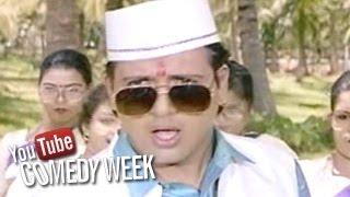 Raja Babu |  Best Comedy Scenes Jukebox | Govinda, Shakti Kapoor | Comedy Week 4
